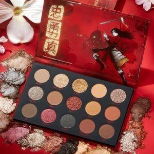 COLOURPOP Mulan Eyeshadow palette limited edition